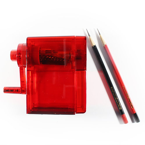 High Helix Self Feeding Pencil Sharpener
