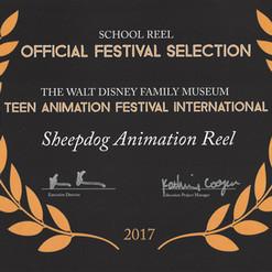 The Walt Disney Family Museum TAFI 2017