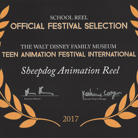 The Walt Disney Family Museum TAFI 2017