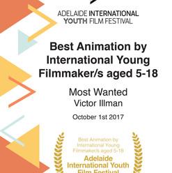 Best Animation - Australia