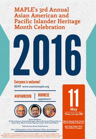 Asian American and Pacific Islander Heritage Month Celebration #APAHM2016