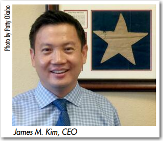 Meet our new Court CEO - James Kim