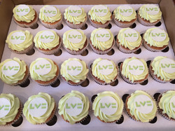 LV Cupcakes