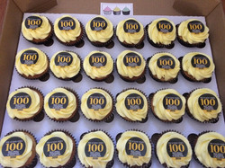 The Times Corporate Cupcakes