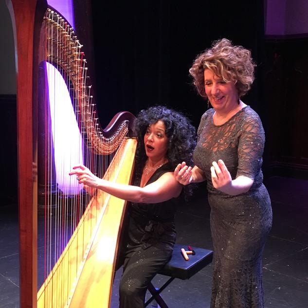 Julie Nesrallah & Caroline Leonardelli