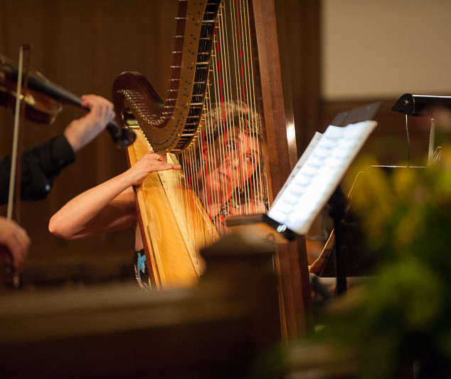 Caroline Leonardelli at Music & Beyond