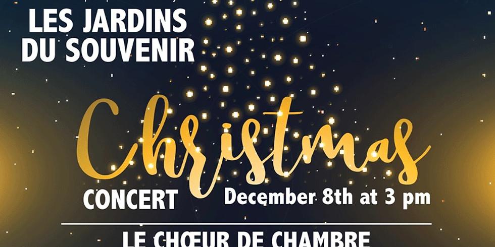 Concert de Noel - Le Choeur  de Chambre de Conservatoire de Gatineau