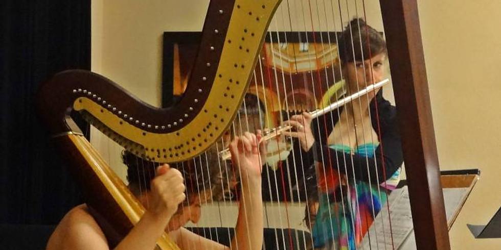 Festival Val-Gatinois - Flute & Harp