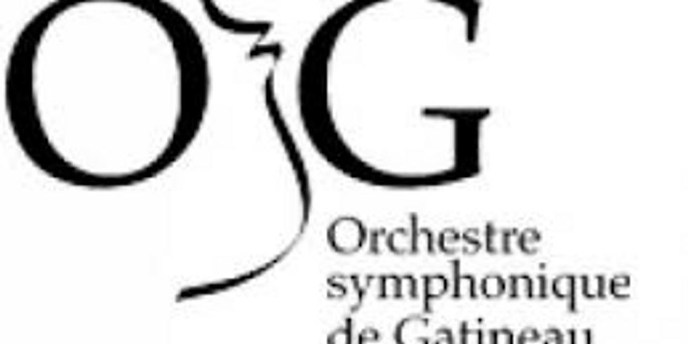 Brahm's Requiem, Orchestre syphonique de Gatineau