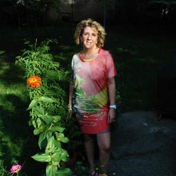 Caroline Leoanrdelli at hom