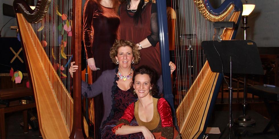 Waterside Summer Series - Harp Quartet
