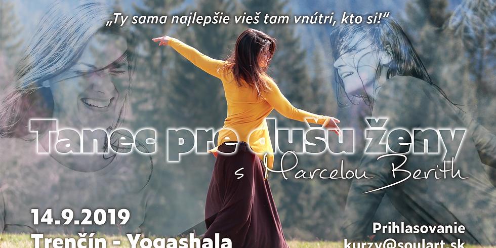 Tanec pre dušu ženy
