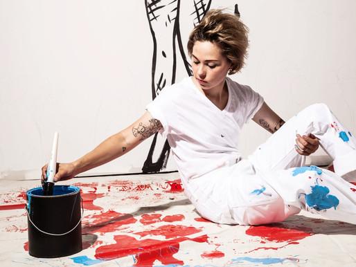 Interview with Artist Nina Palomba