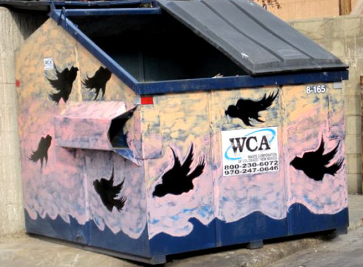 The Dumpster Beautification Project