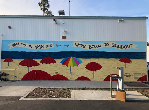 Restorative Justice through Art at John Adams Middle School