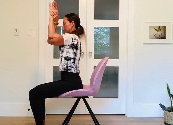 15 Minute Desk Stretch