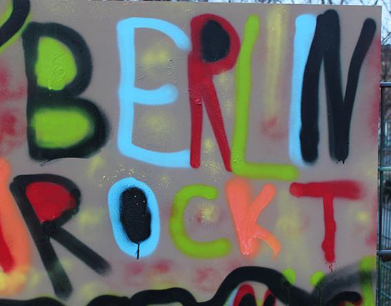 Berlin rockt