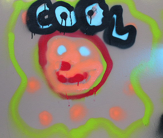 cool face