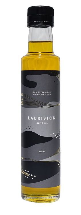 Lauriston Olive Oil 2017 Press 250ml