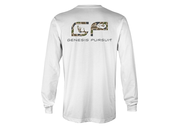 Old School Camo T Long Sleeve