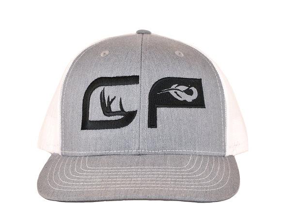 Gray GP Logo Cap