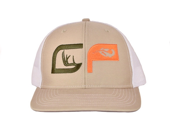 Tan GP Logo Cap
