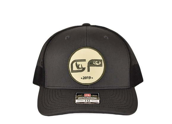 Charcoal Patch Cap