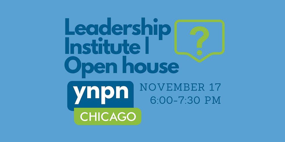 Leadership Institute Open House