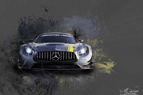Mecedes AMG GT GT3