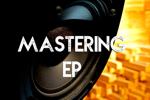 Mastering EP (4 Songs)