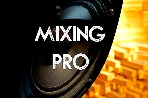 Mixing Pro