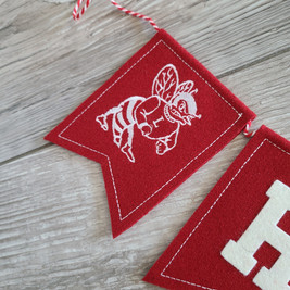 Hornets Embroidery