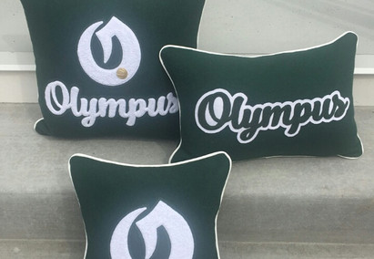 Custom Pillows for State Champion Coaches!
