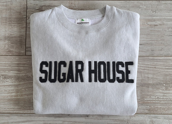 SUGAR HOUSE Letterman Sweatshirt