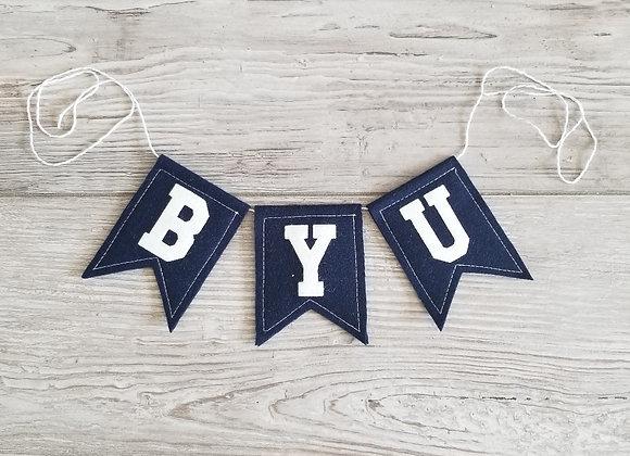 BYU Bunting