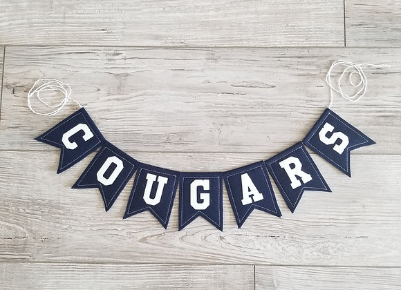 BYU COUGARS Bunting