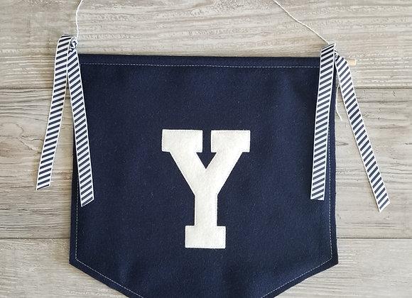 BYU Block Y Banner