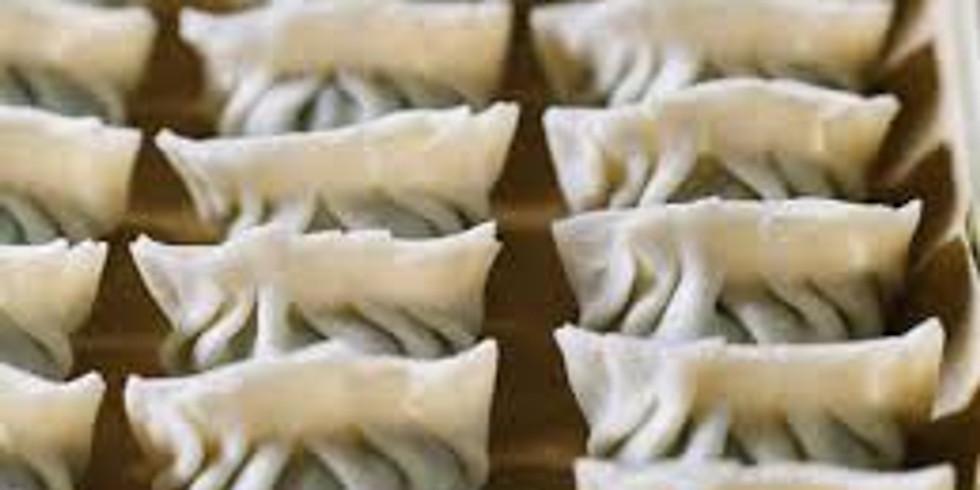 元宵包餃子CNY