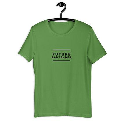 Future Bartender Short-Sleeve Unisex T-Shirt