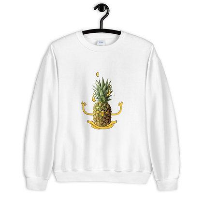 Pine Yoga Unisex Sweatshirt