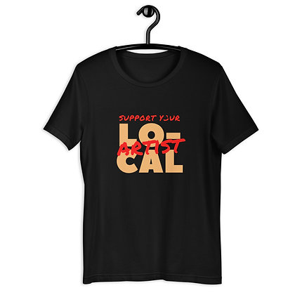 LO-CAL Short-Sleeve Unisex T-Shirt