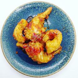 Chilli Shrimps