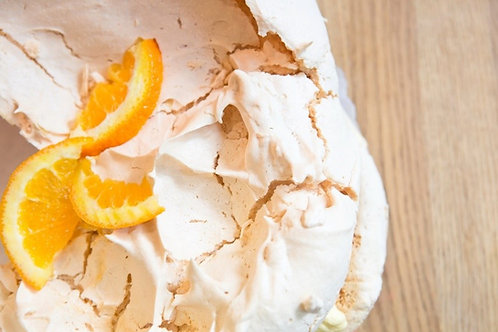 Beza pomarańczowa