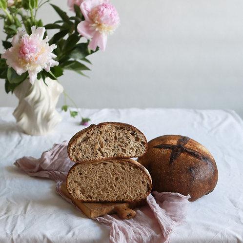 Chleb pszenny pełnoziarnisty