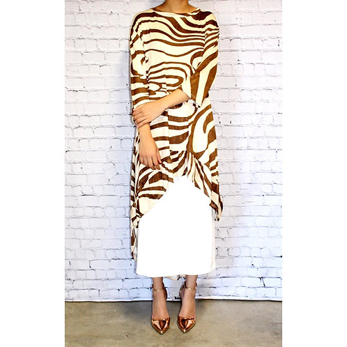 Midi Skirt Slightly off White