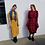 Thumbnail: Layering Dress in Golden Mustard