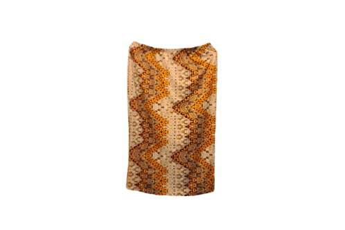 Pencil Skirt in Aztec ITY