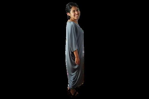 Sherri Kimono in Silver