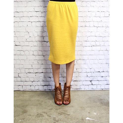 Pencil Skirt Mango