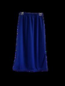 Midi Skirt Cobalt Blue